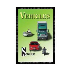 Sound Ideas  Vehicles by Serafine SS-SERA-VEHI B&H Photo Video