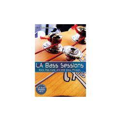 Big Fish Audio  LA Bass Sessions DVD LABS1-ORWX B&H Photo Video