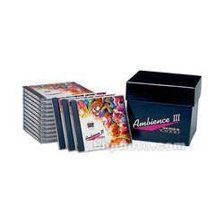 Sound Ideas Sample CD: Series 10000 Ambience III SI-10000 B&H