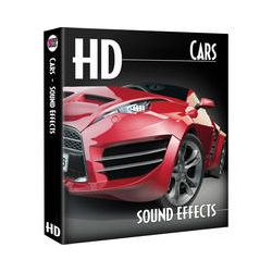 Sound Ideas Cars HD Sound Effects Hard Drive SI-G-CARS B&H Photo