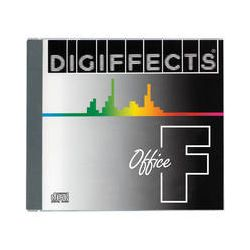 Sound Ideas Digiffects Series F Office Sound SI-DIGI-F-OFFIC B&H