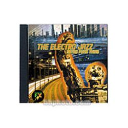 Big Fish Audio Sample CD: Electro Jazz Retro Funk Thing PWF15A