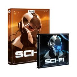 Sound Ideas Sci-Fi Sound Effects Library Bundle SS-SCI-FI-BNDL