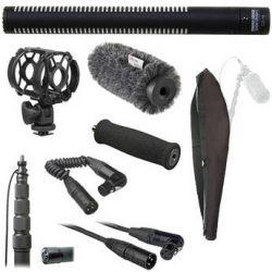 Sanken  CS-1e Deluxe Shotgun Microphone Kit  B&H Photo Video