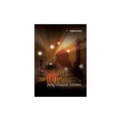 Big Fish Audio Score of India: Percussion Loops DVD SOIN1-ORWXZ