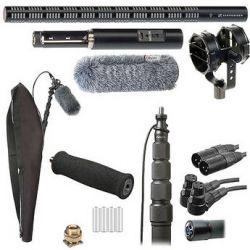 Sennheiser ME67/K6 - Shotgun Microphone Deluxe Kit B&H Photo