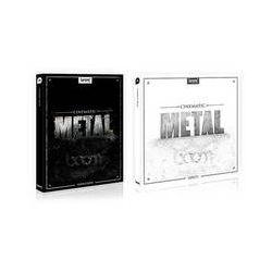 Sound Ideas Cinematic Metal Royalty-Free Sound SS-CINE-BUNDL B&H