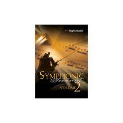 Big Fish Audio Symphonic Manoeuvres Vol. 2 DVD SYMV2-OWZ B&H