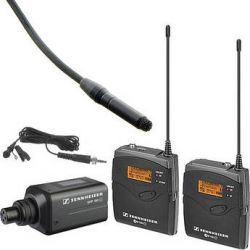 Sennheiser ew 100 ENG G3 Wireless and Water-Resistant B&H Photo