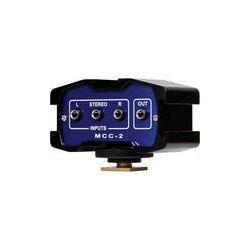Beachtek MCC-2 2-Channel Audio Adapter and Bracket MCC-2 B&H