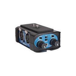 Beachtek DXA-2T Universal Compact Camcorder Audio Adapter DXA-2T
