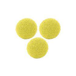 "WindTech Windscreen- 3/16"" (3-Pack) - Yellow 2303P B&H"
