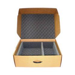 PortaCom  CC-PCM Box with Custom Cut Foam CC-PCM B&H Photo Video