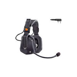 Eartec Ultra Double Headset with 2-Pin Shell Mount UDKW3300SH