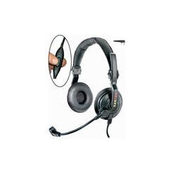 Eartec Slimline Double Headset with Inline PTT and SDKW3300IL