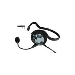 Eartec Fusion Headset with Inline PTT & Kenwood FNKW3300IL