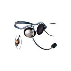 Eartec Monarch Headset with Inline PTT & 2-Pin MOKW3300IL