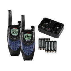 Cobra MicroTalk CXT425 25-Mile Two-Way Radio CXT425 B&H Photo