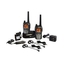 Midland GXT860VP4 42-Channel GMRS Radios with NOAA GXT860VP4 B&H