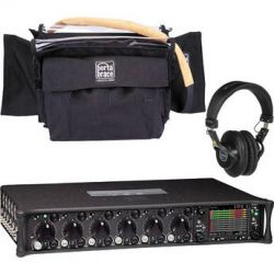 Sound Devices 664 Six-Channel Portable Production Mixer and B&H