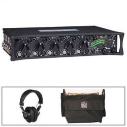 Sound Devices 552 Portable 5-Channel Production Mixer Kit B&H
