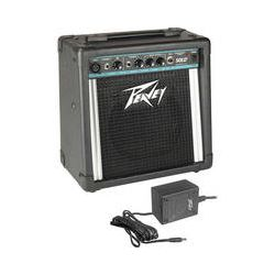 Peavey Solo Portable Battery-Powered PA System with AC Adapter