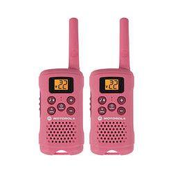 Motorola MG167A Talkabout Two-Way Radio (Pair, Pink) MG167A B&H