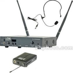 Anchor Audio UHF-6400 Wireless Microphone System UHF-6400BH B&H
