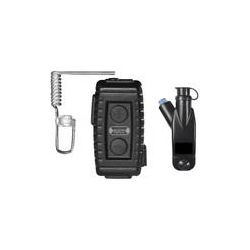 BLUE-WI Nighthawk Tactical Bluetooth Lapel Mic and BW-NT5034 B&H