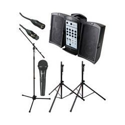 Fender Passport 150 Pro Sound System and Essential Accessory Kit