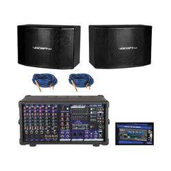 VocoPro PA-PRO UNO 900W Professional P.A. Mixer PA-PRO UNO B&H