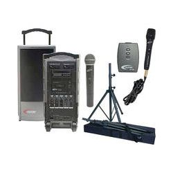 Califone PA919D Integrated Portable PA System PA-919D B&H Photo