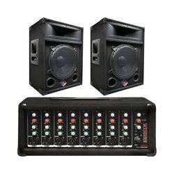 Nady MPM-8175 / PA212 Powered PA System MPM 8175X PA 212 B&H