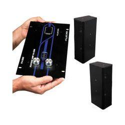 VocoPro EVENTMAN LITE Compact Class D Amplifier & EVENTLITE