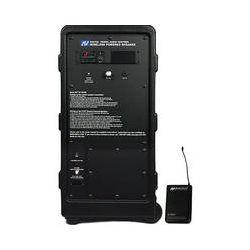 AmpliVox Sound Systems S1297-70 Wireless Powered Speaker