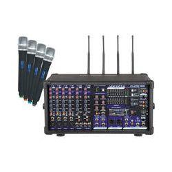 VocoPro PA-PRO 900-2 900W Professional PA Mixer PA-PRO-900 - 2