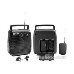 Califone PA-10 Portable Wireless PA System PA-10B B&H Photo