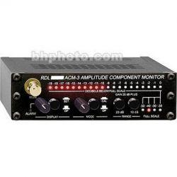 RDL  ACM-3 AM Noise Monitor ACM-3 B&H Photo Video
