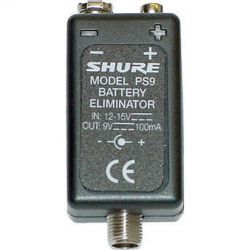 Shure  PS9US Battery Eliminator PS9US B&H Photo Video