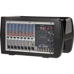 Peavey XR 8300 - 8 Channel Dual 300-Watt Powered Mixer 00512560