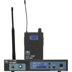 Galaxy Audio AS-1100 Personal Wireless Stage AS-1100-L B&H Photo