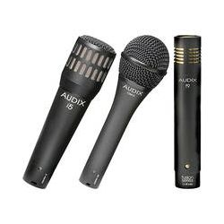 Audix  OM2/i5/F9 The Best Of All World Mic Kit  B&H Photo Video