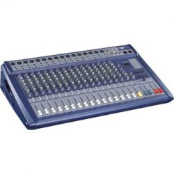 Pyle Pro PMX1608 16-Channel 1200W Digital Effect Mixer PMX1608