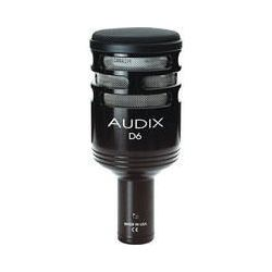 Audix  D6 - Kick Drum Microphone D6 B&H Photo Video