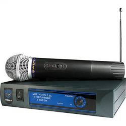 Nady DKW-3 HT Single VHF Wireless System DKW-3 HT/P B&H Photo