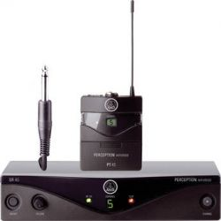 AKG Perception Wireless Instrument Set - Frequency A 3250H00010