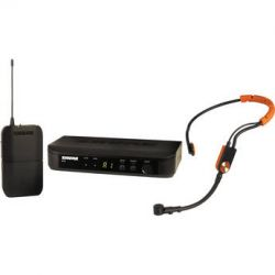 Shure BLX14/SM31 Fitness Headset Wireless System BLX14/SM31-H8
