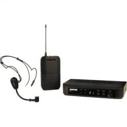 Shure BLX14 Bodypack Wireless System with PG30 BLX14/PG30=-H8