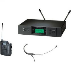 Audio-Technica ATW-3194b Headworn Wireless System ATW-3194BD B&H