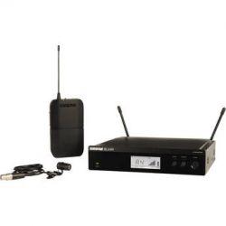 Shure BLX14R/W85 Lavalier Wireless System BLX14R/W85=-H8 B&H